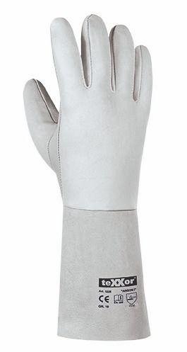 Schweißerhandschuhe TeXXor Modell ARGON I