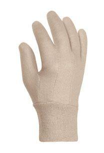 Baumwolljersey-Handschuhe TeXXor MITTELSCHWER