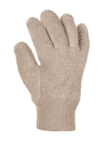 Baumwollschlingen-Handschuhe SCHWER