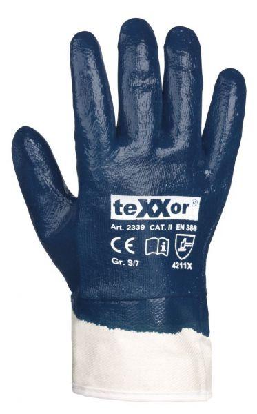Nitril-Handschuhe, TeXXor Modell 2339