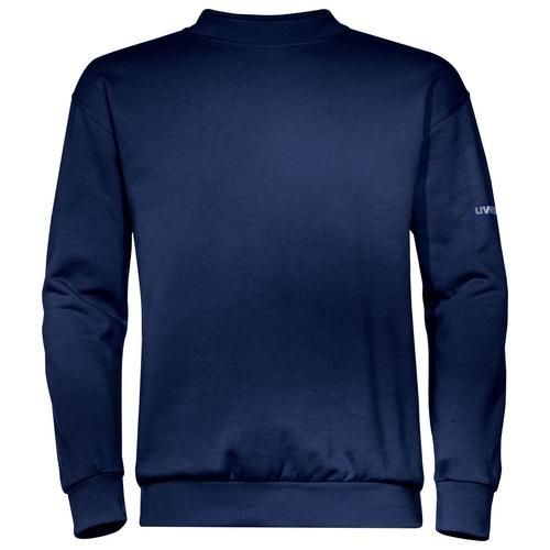 Sweat-Shirt, UVEX Modell 7458, marine