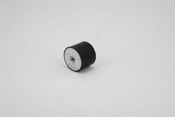 Gummi-Metallpuffer, Ausführung E