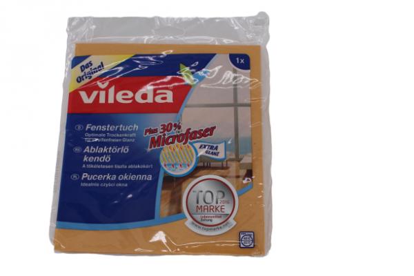 Fenstertuch/Fensterkunstleder Vileda, synthetisch