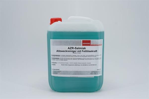 Advanz AZR-Salmiak, alkalischer Allzweckreiniger (pH=ca. 9)