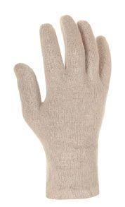 Baumwolltrikot-Handschuhe, TeXXor, LEICHT