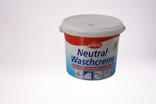 Allwaschseife, neutrale Waschcreme