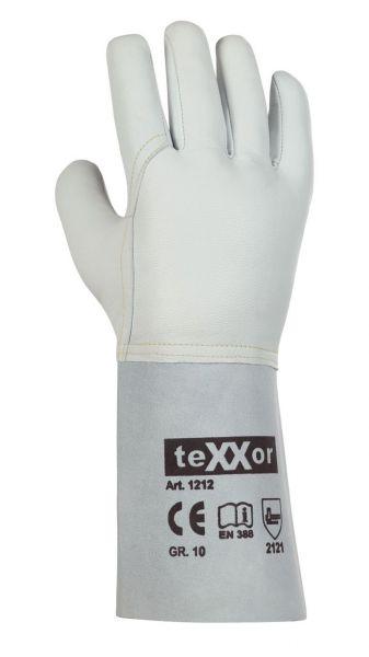 Schweißerhandschuhe TeXXor Modell PITOU