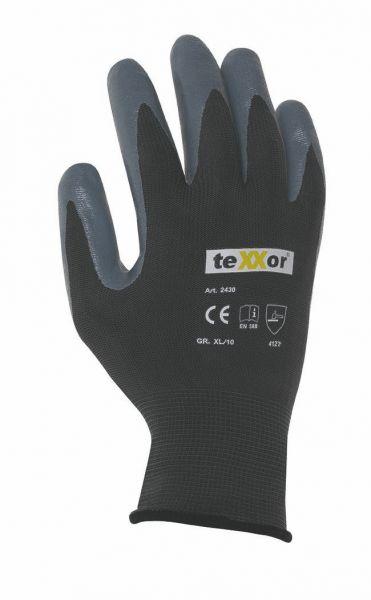 Polyester-Handschuhe TeXXor Modell 2430