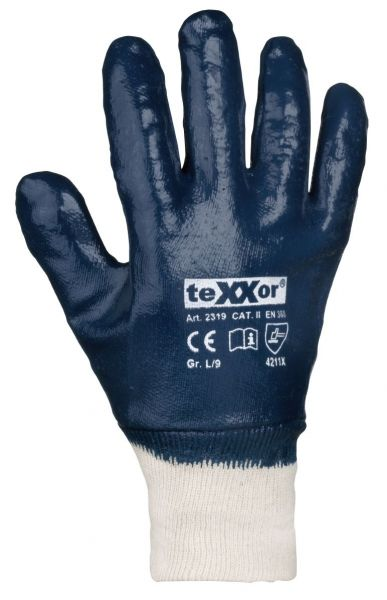Nitril-Handschuhe TeXXor Modell 2319