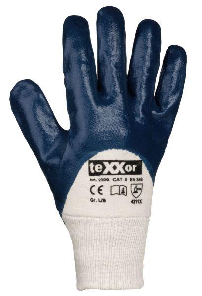 Nitril-Handschuhe TeXXor Modell 2309