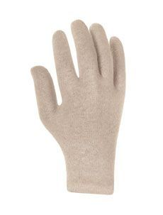 Baumwolltrikot-Handschuhe, TeXXor, MITTELSCHWER
