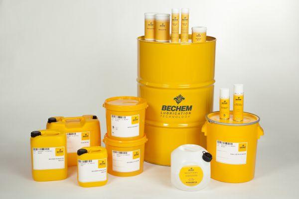 Berulit ECO S 5, biologisch abbaubares Druckluftöl, VE=PE-Kanne à 10 Liter
