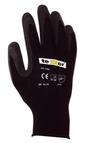 Polyester-Strickhandschuhe TeXXor Modell 2425