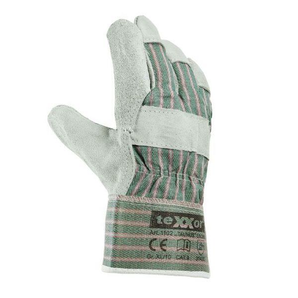 Rindkernspaltleder-Handschuhe, TeXXor Modell TAUNUS