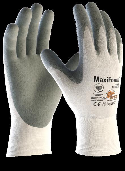 Nylon-Strickhandschuhe MaxiFoam® ATG Modell 2432