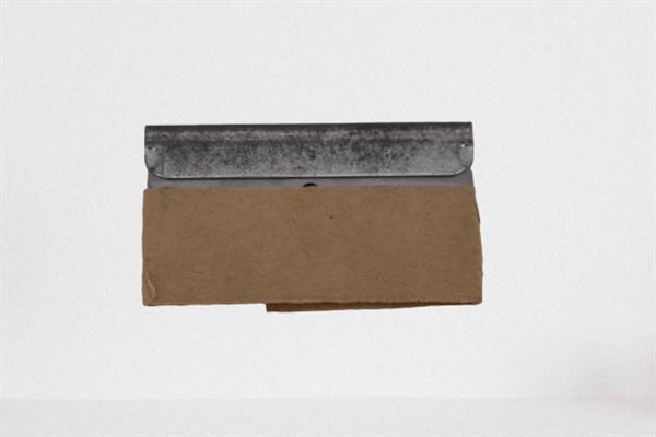 Klingen für Fensterschaber, Breite=40 mm