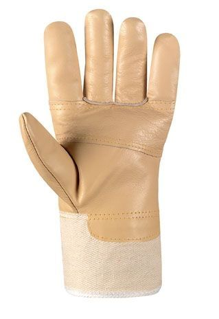Möbelleder-Handschuhe HELLES LEDER TeXXor Modell 1166