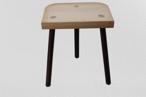 Schleiferschemel aus Holz