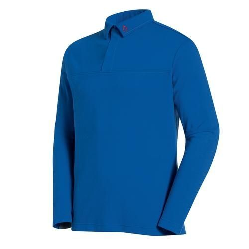 Poloshirt, UVEX Modell FR 7937, kornblau