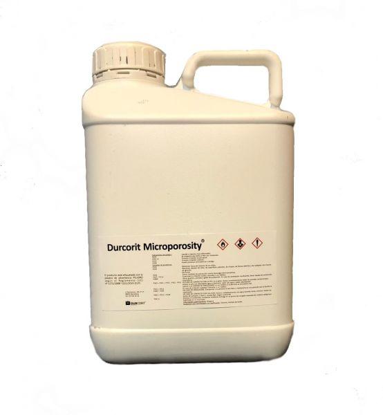 Durcorit Microporosity