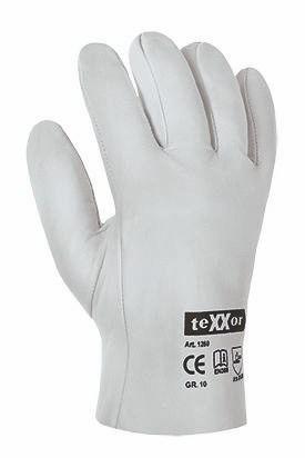 Schafsnappa-Handschuhe VOLLLEDER TeXXor Modell 1260