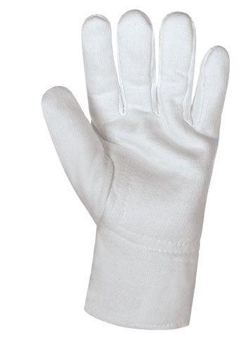 Baumwolljersey-Handschuhe, TeXXor, SCHWER